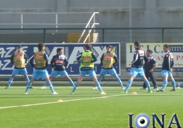 Risultato finale- Napoli-Rappresentativa di Serie D 1-1: A Dezi risponde Guccione