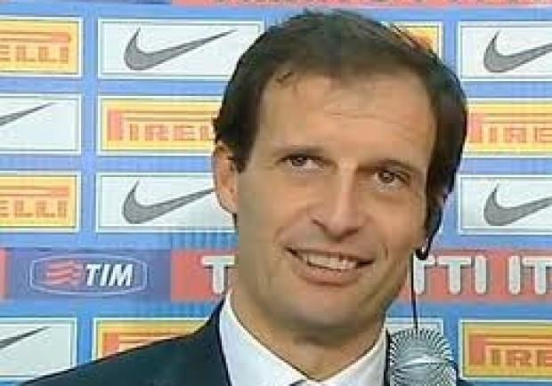 """Allegri: """"Io al posto di Walter? Penso al Milan"""""""