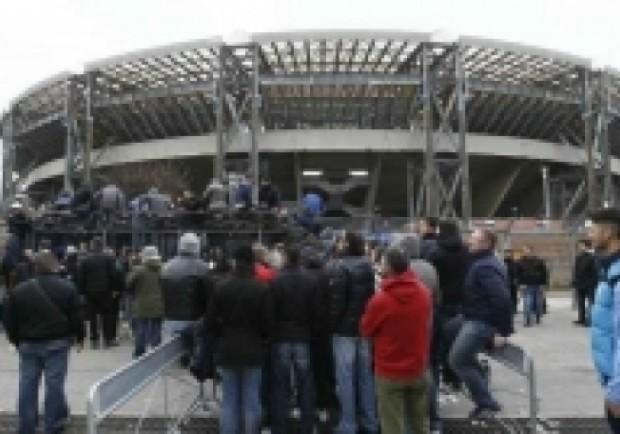 Napoli-Parma, biglietti in vendita da oggi