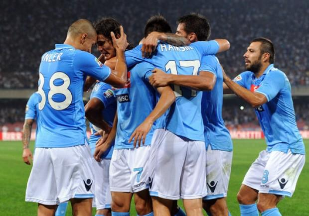Napoli, c'è solo la vittoria