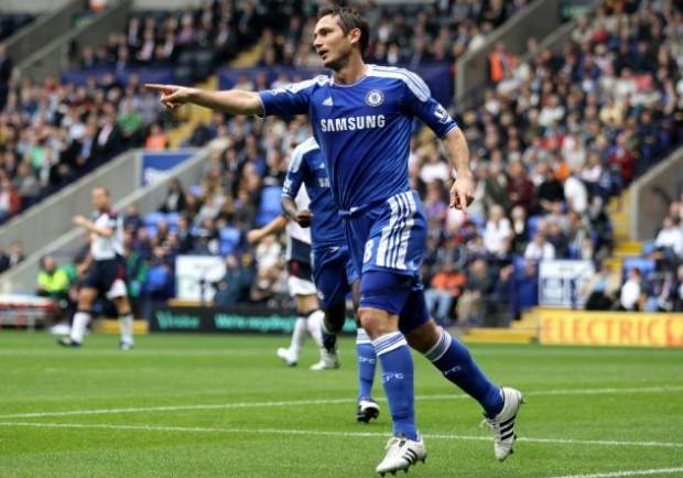 Chelsea, Lampard favorito per i bookmakers in caso di cambio di allenatore