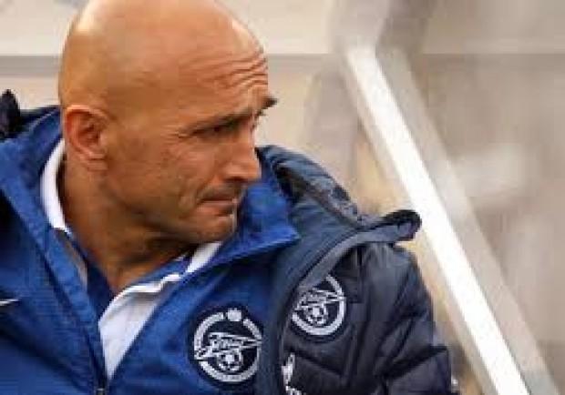 Luciano Spalletti: «Che rimpianto per Vargas»