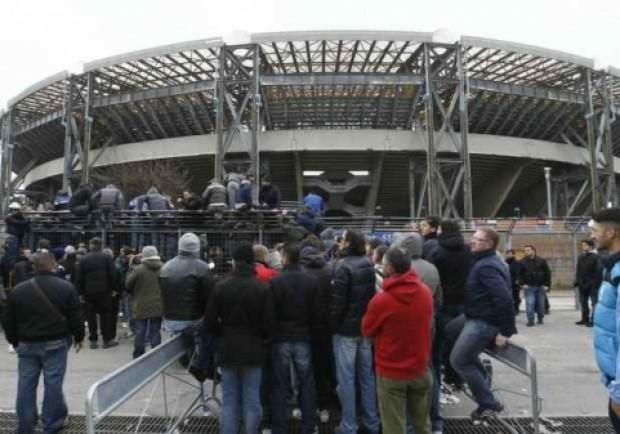 Napoli-Chievo, biglietti in vendita