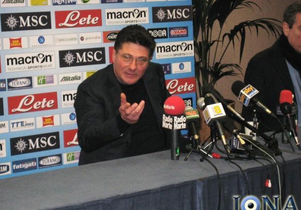 """Rileggi la Conferenza Stampa di Mazzarri:""""Complimenti top club fanno piacere ma penso al Napoli, per ora…"""""""