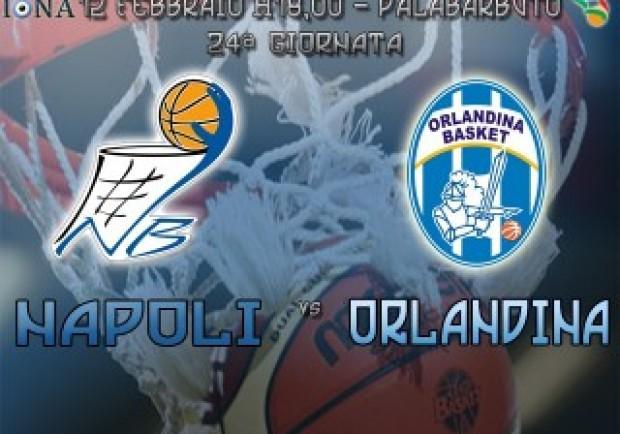 RILEGGI IL LIVE – BpMed Napoli – Capo D'Orlando 62-56, che partita!