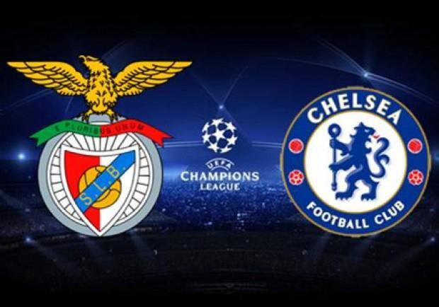 Benfica-Chelsea, Banti, Maggiani e Tagliavento non vedono il fallo di mano in area di Terry