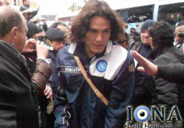 Cavani: «Juve è arrivata l'ora del primo ko»