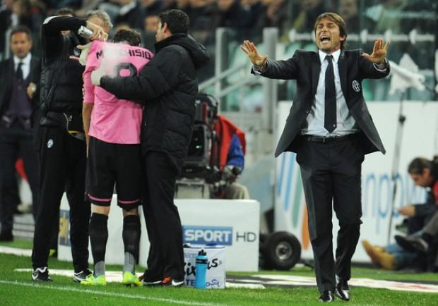 Conte convoca ventidue giocatori – Out Krasic ed Elia
