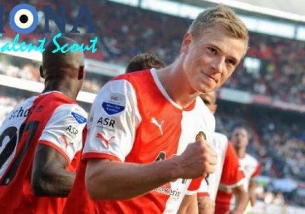 Identikit di … John Guidetti del Feyenoord