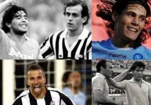 Juventus-Napoli, i precedenti
