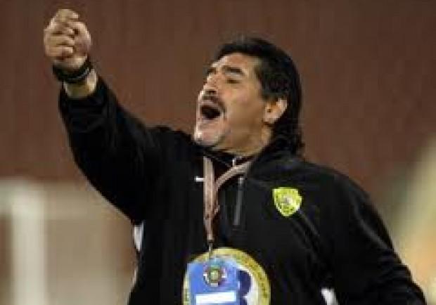 """J. Alberti: """"Non credo che Maradona verrà in Italia"""""""