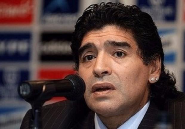 Gli sponsor potrebbero aiutare Maradona con il Fisco