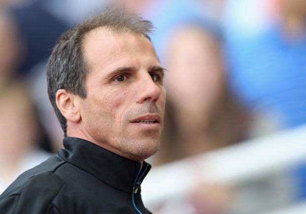Zola: «Io, Napoli e il calcio fantasia»