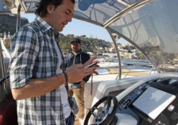 E Aronica compra una barca per godersi le bellezze del Golfo