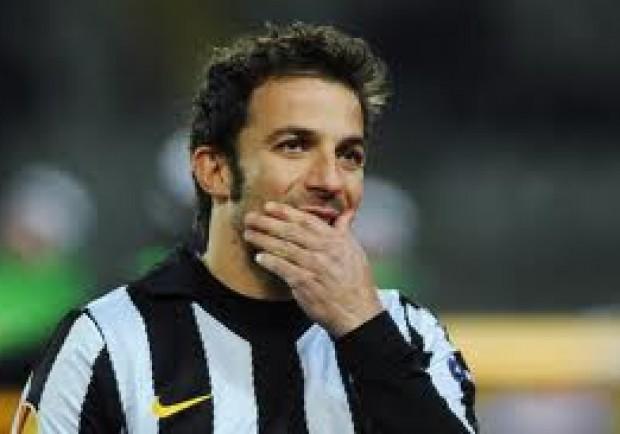 Del Piero al Napoli: la quota e' 1,10