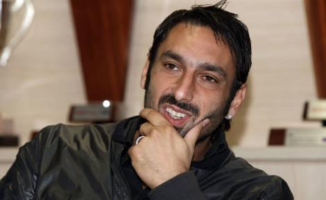 L'ex azzurro Gennaro Iezzo riparte dalla scuola calcio Luigi Vitale A.C. Milan - iezzo12