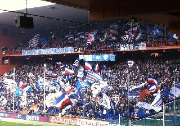 Sampdoria-Nocerina 2-0: Marassi amaro per i molossi