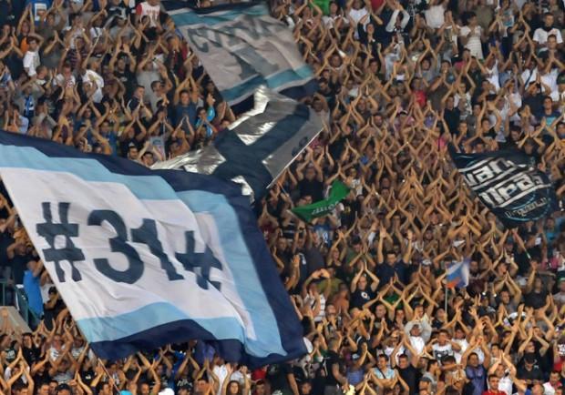Catania, nella curva compare la celebre bandiera #31#