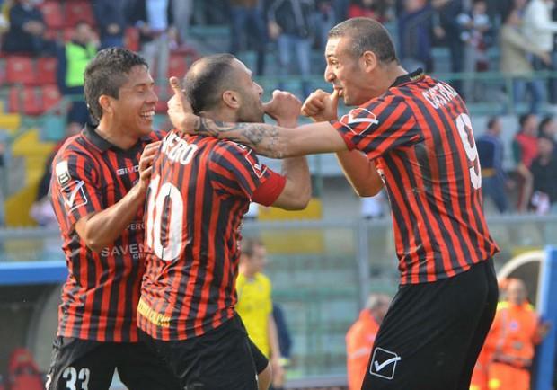 Al via la Coppa Italia c'è Nocerina-Paganese