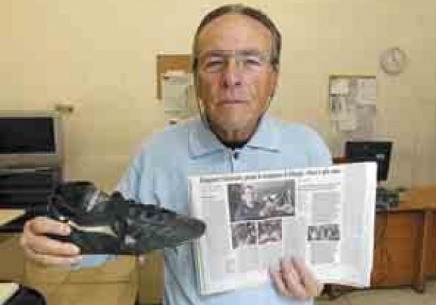 Scarpa dello scudetto, risolto il giallo: era di De Napoli, non di Maradona