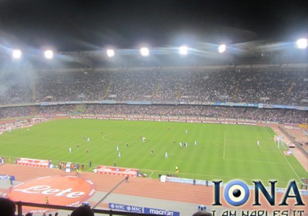 Napoli-Atalanta, biglietti in vendita da oggi