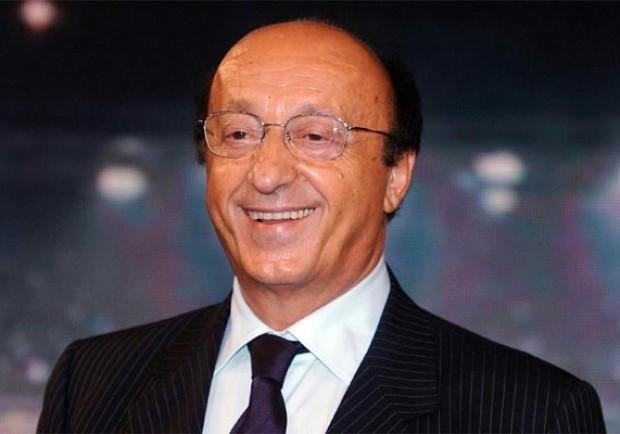 """L.Moggi: """"Bisogna essere in buona fede sugli arbitraggi, ma Rizzoli deve essere punito"""""""