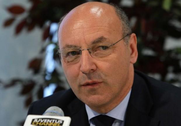 """Conferenza stampa Juve, Marotta: """"Conte resta il nostro leader"""""""