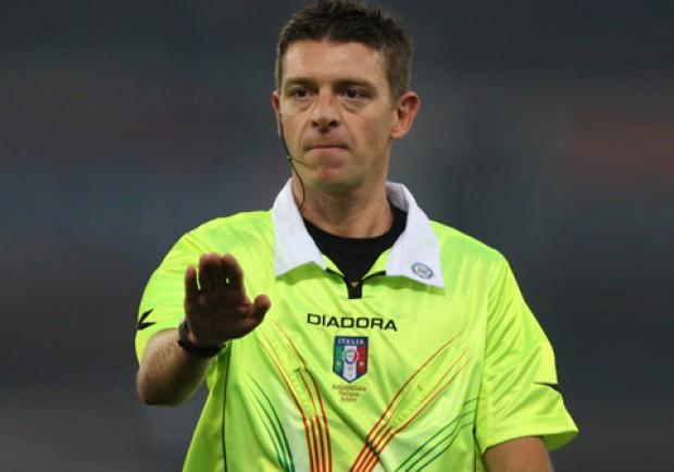 Serie A, designati gli arbitri della 3ª giornata di ritorno: Parma-Napoli a Rocchi