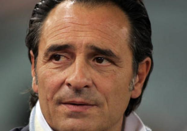 Il ct Prandelli va a Palermo, Insigne osservato speciale