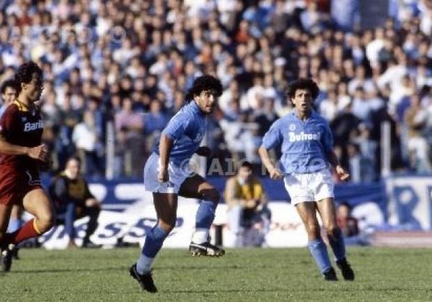 19 settembre 1990, Maradona e Baroni regalano al Napoli la prima vittoria della storia in Coppa Campioni