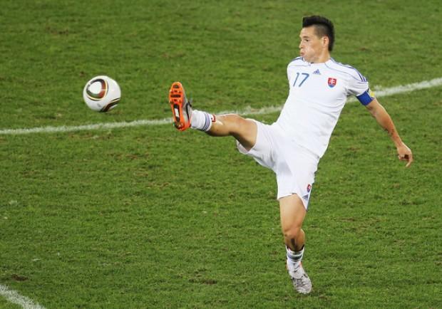 Hamsik e Cavani in Nazionale per le qualificazioni ai Mondiali 2014