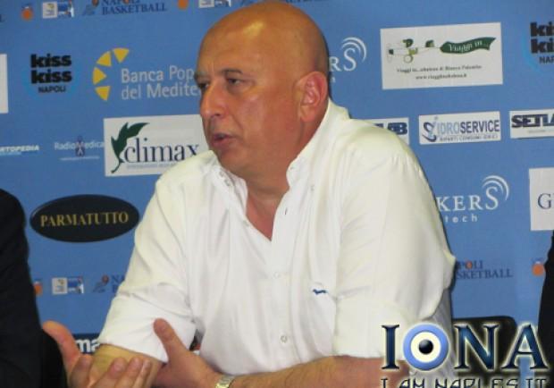 """Il coach Bartocci: """"Allestito un roster per una pallacanestro veloce ed energica"""""""