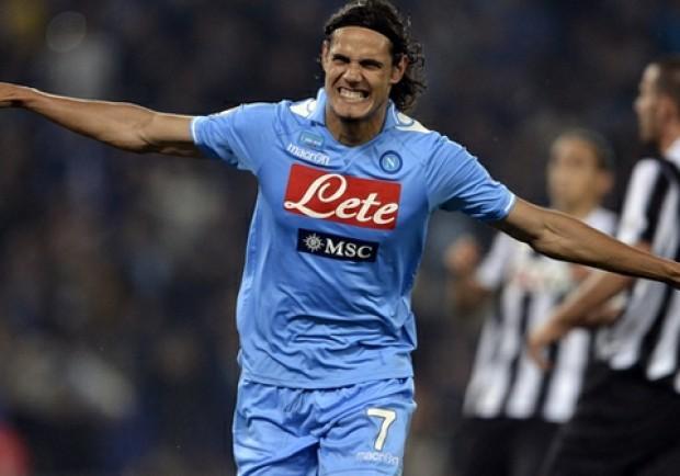 Cavani promette battaglia contro la Juventus