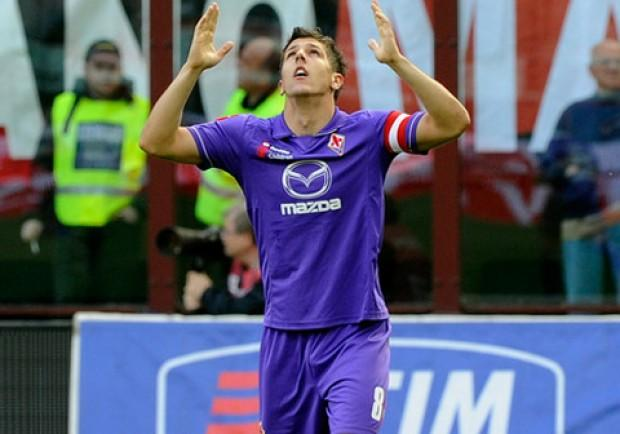 Anticipo Serie A: Fiorentina – Udinese 2-1, strepitoso Jovetic