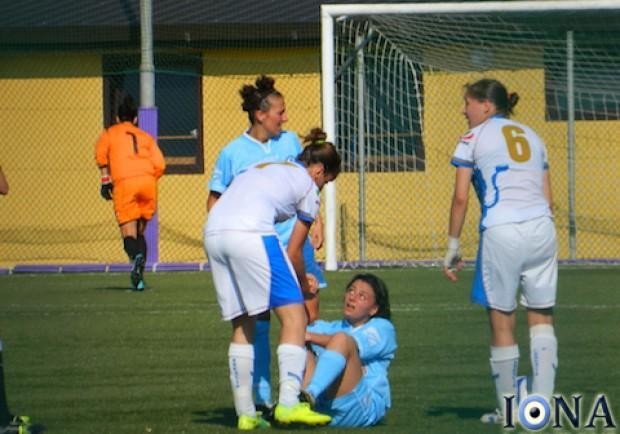 """Calcio femminile – Carpisa Yamamay e """"rete di legalità"""" insieme per sconfiggere la camorra"""