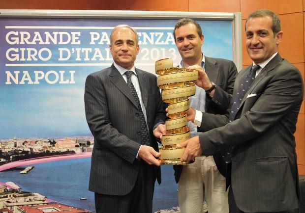 Giro d'Italia 2013, il dispositivo per traffico e sosta