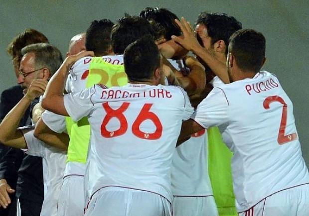 Varese-Novara, nè vinti nè vincitori: nei minuti finali si risolve con il pareggio