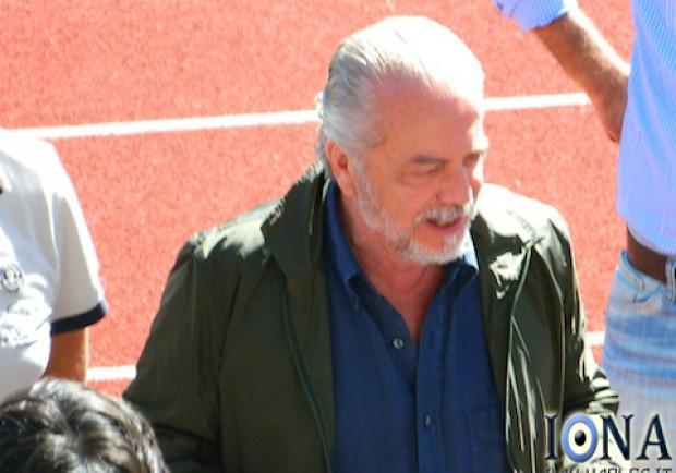 La vittoria di De Laurentiis: mai più i campioni sbattuti in tribuna