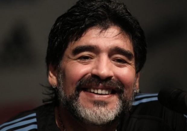 Festa Maradona, un maschio e il Blackburn