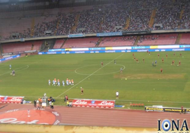 RILEGGI IL LIVE- Napoli-Sporting Braga 3-1 (3′, 14′ Pandev, 36′ Lima, 61′ Zuniga)