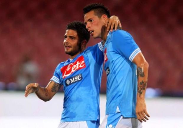 [VIDEO] – Marek Hamsik porta in vantaggio il Napoli