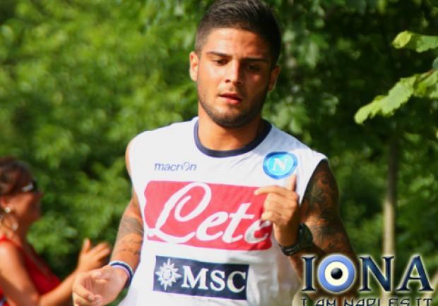 """Cavani-Insigne: la """"strana coppia"""" del gol stasera alla prova a Palermo"""
