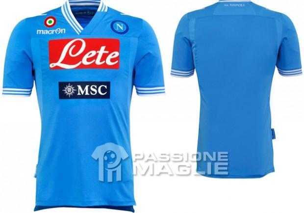 Soldi dagli sponsor sulle maglie: il Napoli scende al quarto posto