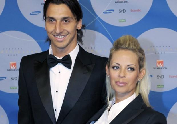 Scippata in pieno centro a Parigi la moglie di Ibrahimovic