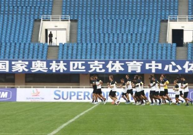 Aspettando la Supercoppa: ecco come si schiererà la Juventus…