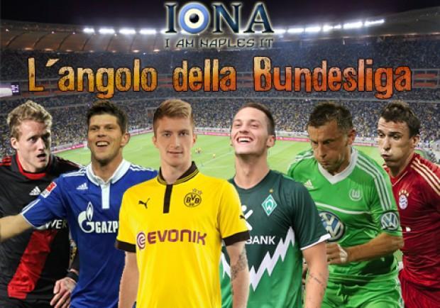 L'angolo della Bundesliga: Il Dortmund ancora in Champions