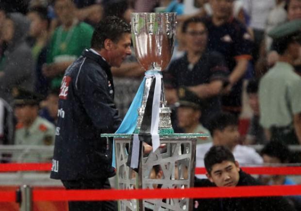 [PHOTOGALLERY] Supercoppa, rabbia Napoli