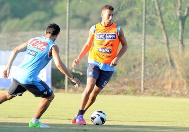 Nel super Napoli c'è anche El Kaddouri: ecco il primo giorno in azzurro del belga-marocchino…