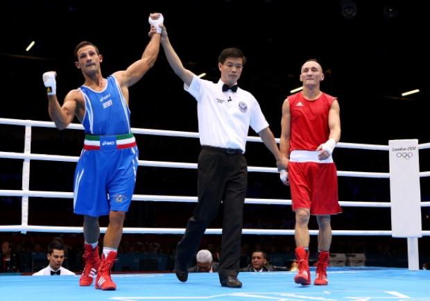 Londra 2012: grande successo nel pugilato, anche il campano Mangiacapre è da medaglia!