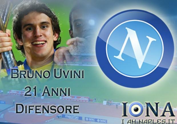 UFFICIALE, Bruno Uvini è un calciatore del Napoli!